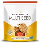 Crunchmaster Multi-Seed Crackers Roasted Garlic