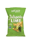 Jalapeno Lime Tortilla Chips - 1.5 Oz.