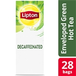 Lipton Hot Decaffeinated Green Tea
