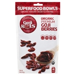 Organic Premium Goji Berries - 8 oz.