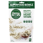 Organic Premium Hemp Seeds - 8 oz.