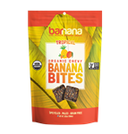 Tropical Banana Bites - 3.5 Oz.