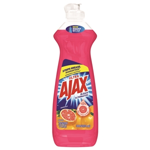 Ajax Dish Soap Bleach Alternative Grapefruit - 14 Fl.oz.
