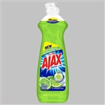 Ajax Bleach Aternative Lime Dish Soap - 14 Fl.oz.