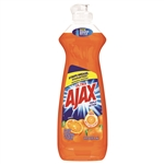 Ajax Triple Action Orange Dish Soap - 14 Fl.oz.