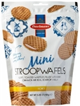 Mini Honey Stroopwafel Stand Up Pouch - 5.29 oz.