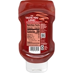 Hunts Tomato Ketchup Squeeze Bottle - 20 Oz.