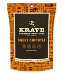 Krave Sweet Chipotle Gourmet Beef Cuts Case - 2.7 oz.
