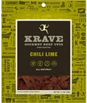 Krave Chili Lime Gourmet Beef Cuts - 2.7 oz.