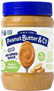 All Natural Simply Smooth Peanut Butter Spread - 16 oz.