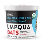 Himalayan Fruit and Nut Organic Super Premium Oatmeal - 70 Gr.