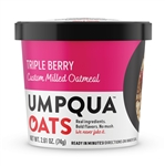 Umpqua Oats Super Premium Triple Berry Oatmeal - 2.6 Oz.