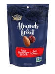Blue Diamond Ghost Pepper and Cherry Snack Mix - 5 Oz.