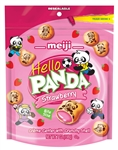 Hello Panda Strawberry Pouch - 7 Oz.