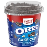 Duncan Hines Perfect Size for 1 Oreo Cookie and Creme Cup - 2.4 Oz.