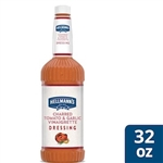 Hellmanns Condiment Classics Charred Tomato and Garlic Vinaigrette Dressing - 32 Oz.