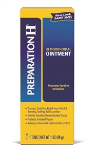 Preparation H Ointment - 1 Oz.