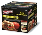 Admiration Black Label Real Premium Mayonnaise - 1 Gal.