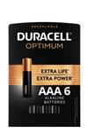Duracell Alkaline Optima AAA Battery