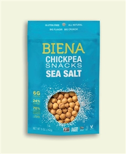 Bulk Sea Salt Chickpeas - 5 lbs.