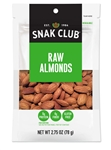 Century Snacks Premium Pack Raw Almonds - 2.75 Oz.