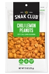 Century Snacks Chili Lemon Peanuts - 7.5 Oz.
