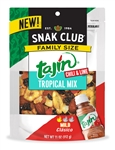 Snak Club Family Size Tajin Tropical Mix - 11 Oz.
