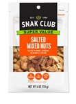 Century Snacks Salted Mixed Nuts - 4 Oz.