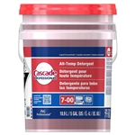 Cascade Professional All Temperature Detergent Concentrate Closed Loop 7-00 - 5 Gal.