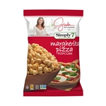 Simply7 By Giada Popcorn Margherita Pizza - 4.4 oz.