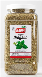 Badia Dried Oregano Leaves - 1.35 lbs.
