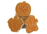 Cookies United Halloween Sugar Cookie Trio - 5 lb.