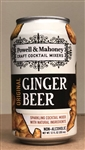 Powell and Mahoney Ginger Beer Non-Alcoholic Cocktail Mix - 12 Fl. Oz.