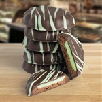 Fudge Mint Tart Filled Cookie - 5 Pound