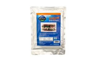 Albacore Tuna With Sea Salt - 43 Oz.