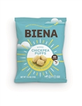 Biena Baked Chickpea Puffs Aged White Cheddar - 0.6 Oz.