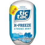 Tic Tac X-Freeze Strong Mint - 1.7 Oz.