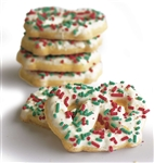 Holiday Pretzel Cookies - 5 lb.