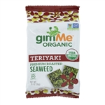 Teriyaki Premium Roasted Seaweed - 0.17 Oz.