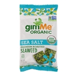 Club Seaweed Snacks Sea Salt - 0.17 Oz.
