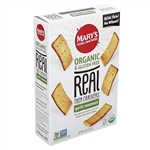 Organic, Gluten Free, Garlic Rosemary Thin Cracker - 5 oz.