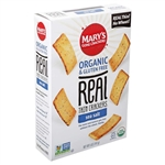 Organic, Gluten Free, Sea Salt Real Thin Cracker - 5 oz.