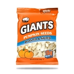 Giants Roasted and Salted Pumpkin Seeds - 5.15 Oz.
