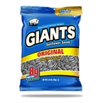 Giants Original Roasted and Salted Seeds - 5.75 Oz.