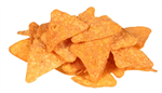 Bean Chili Lime Chips - 6 Oz.