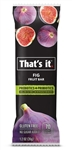 Probiotic Fig Fruit Snack Bar - 1.2 oz.