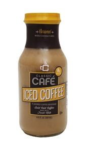 Cafe Classic Ready to Drink Caramel Coffee - 9.5 Fl. Oz.
