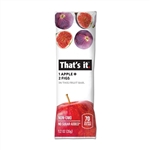 Apple Plus Fig Fruit Snack Bar - 1.2 oz.