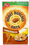 Post Honey Bunches Of Oats Honey Roasted - 20 Oz.