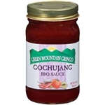 Green Mountain Gringo Gochujang BBQ Sauce - 18 Oz.